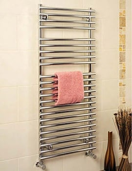 Tube-on-Tube Towel Warmers