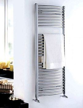 Curved Towel Warmers