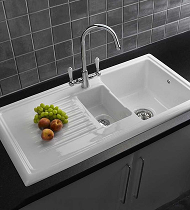 for those who wish to have something in their kitchens franke offers a series of ceramic value pack adding class to your kitchen cer - Franke Sink