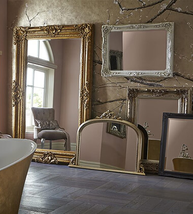 Mirrors & Cabinets